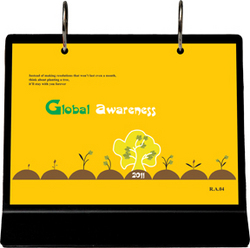 Global Awareness Calendar