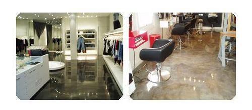 Designer Epoxy Flooring