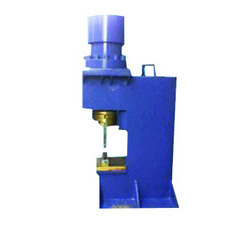 Hydraulic Stamp Marking Machine(100 Ton Capacity)