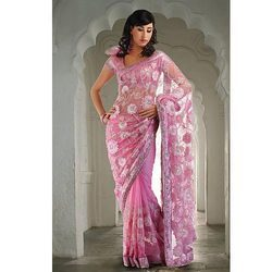 Patch Work Designer Saree