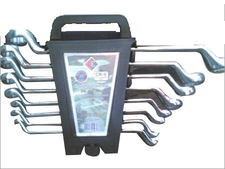 Ring Spanners (Carbon Steel Chrome Vanadium)