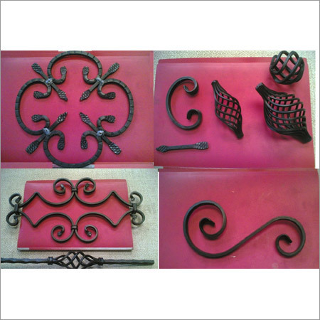 Decorative And Wrought Iron Items
