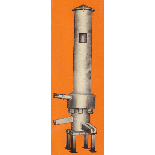Cupola Furnace Diagram Cupola Get Free Image About