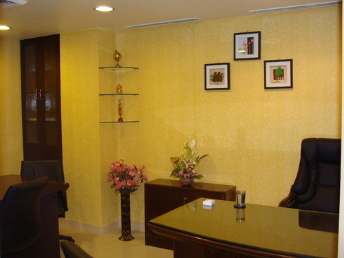 Office cabins interior designing in islampur gurgaon for Office interior cabin designs