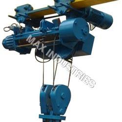 Electric Wire Rope Hoist (Mi-0, Mi-I, Mi-Ii, Mi-Iii Model)