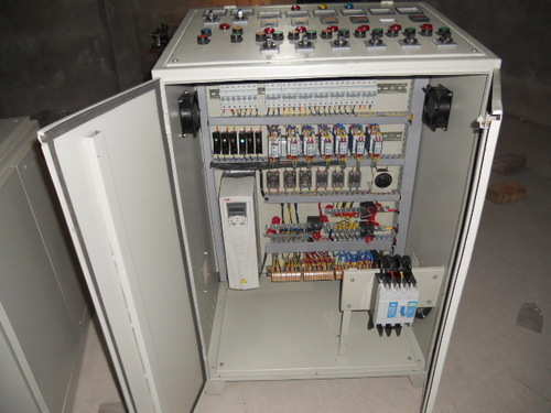 AC Drive Control Panel