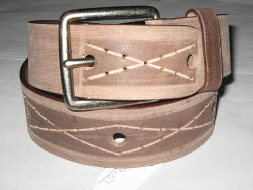 Antique Leather Belt