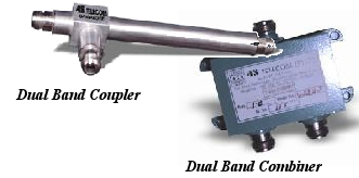 Dual Band Coupler And Combiner