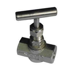 SS High Pressure Needle Valve