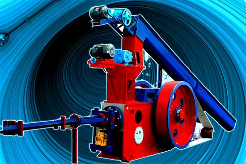 Bio Coal Briquetting Machine