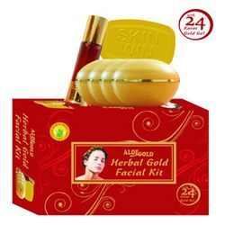 Herbal Gold Facial Kit