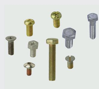 Mild Steel Screw/Bolt
