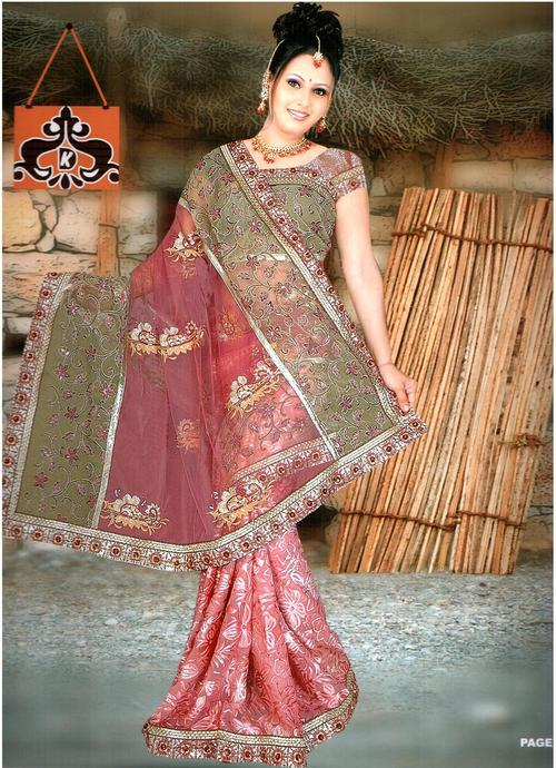 Exclusive Bridal Collection Saree