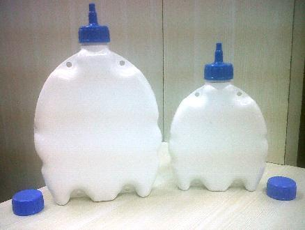 500ml And 1 Ltr Animal Health Bottle