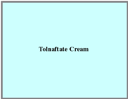 Tolnaftate Cream