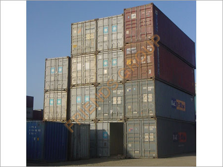 Stacking Of Container