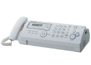 KX-FP206CX Personal Fax Machine