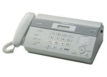 Kx-Ft983 Thermal Fax Machine