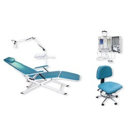 Portable Dental Chair With Unit And Stool