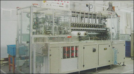 Stacked Capacitor Cutting Machine