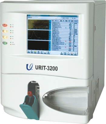 Urit-3200 Auto Hematology Analyzer