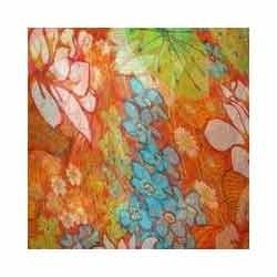 Viscose Chiffon Printed Fabric