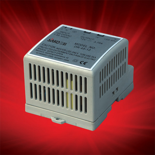 DR series DIN Rail Switching Power Supply