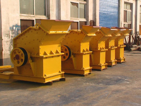 PXJ Super Fineness Energy-Saving Crusher