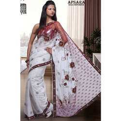 Hand Made Designer Saree