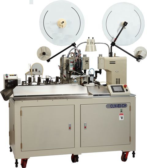 Full Automatic Terminal Crimping Soldering Machine