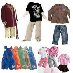 Kids Embroided Wear