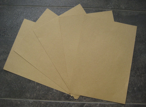 Virgin Brown Craft Paper
