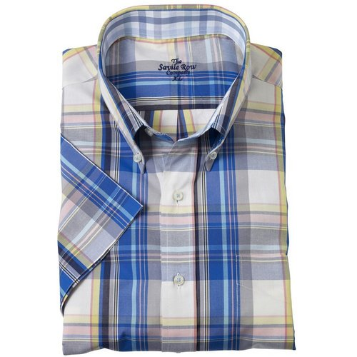 Yarn Dyed Checks Shirts