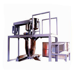 Semi-Auto Batch Foam Machines