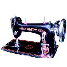 foot operated sewing machine