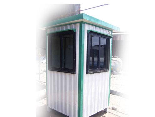 Portable Security Cabin In New Area Thane Maharashtra