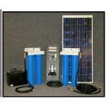 Villager S3- 4 Solar / Battery Powered Water Purification Systems
