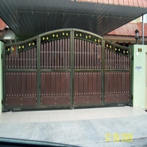 Gates and fences sri lanka joy studio design gallery for Wooden main gate design