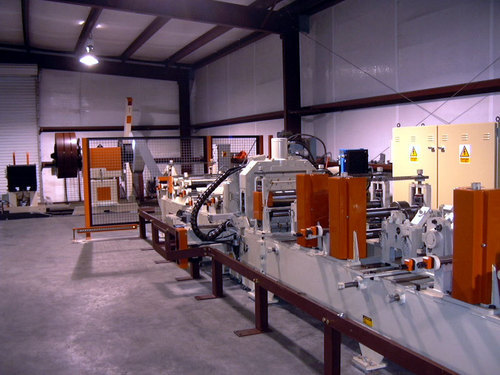 Purline Forming Machinery