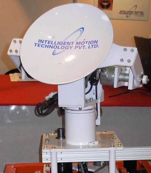 Antenna Pedestal In Pune Maharashtra India Intelligent