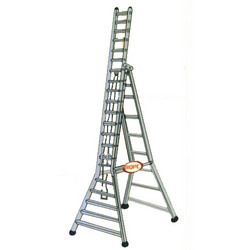 Self Supporting Telescopic Ladder