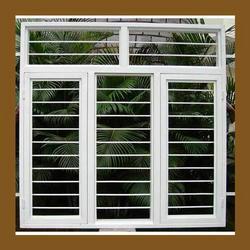 Glazed Metal Windows