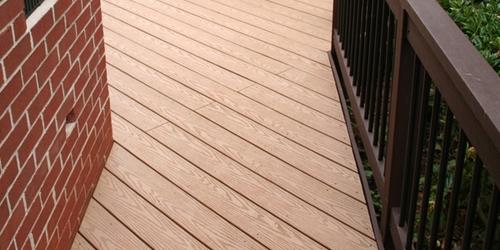 WPC Wooden Decking