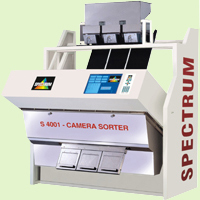 Color Sorter for Industrial Goods