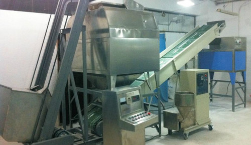 Laundry Powder Production Line (Xj600-2)