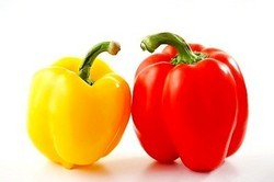 Colored Capsicum