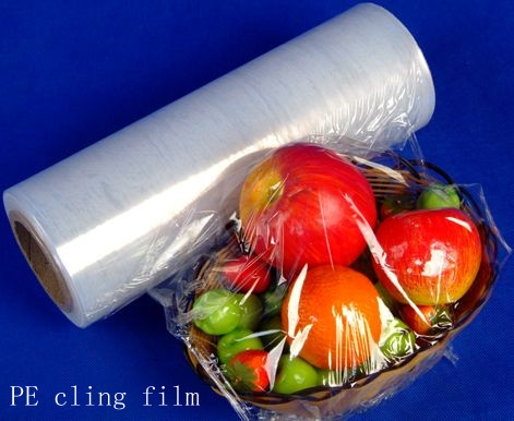 Industrial Pe Cling Film