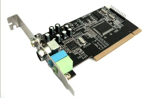 PCI TV Tuner Card with FM