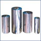Clear And Metalized Film