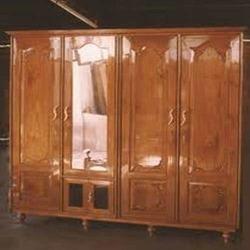Wooden Almirah In Delhi Delhi India M S Malik Furniture House